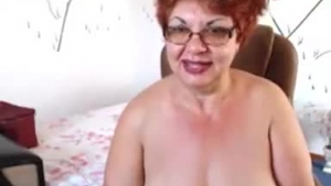 Dirty minded lady likes to take off her clothes and play with her pussy before getting fucked